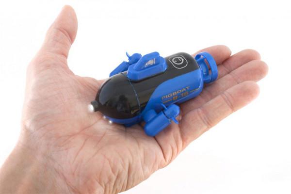 Ferngesteuertes Mini U-Boot Submarine II für die Badewanne