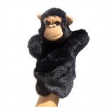 Handpuppe - Handspielpuppe aus Plüsch - Affe
