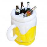Flaschenkühler - aufblasbarer Bierkühler für Partys -Geheimshop.de