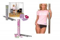 Striptease Stange Tanzstange mit DVD » günstig kaufen!