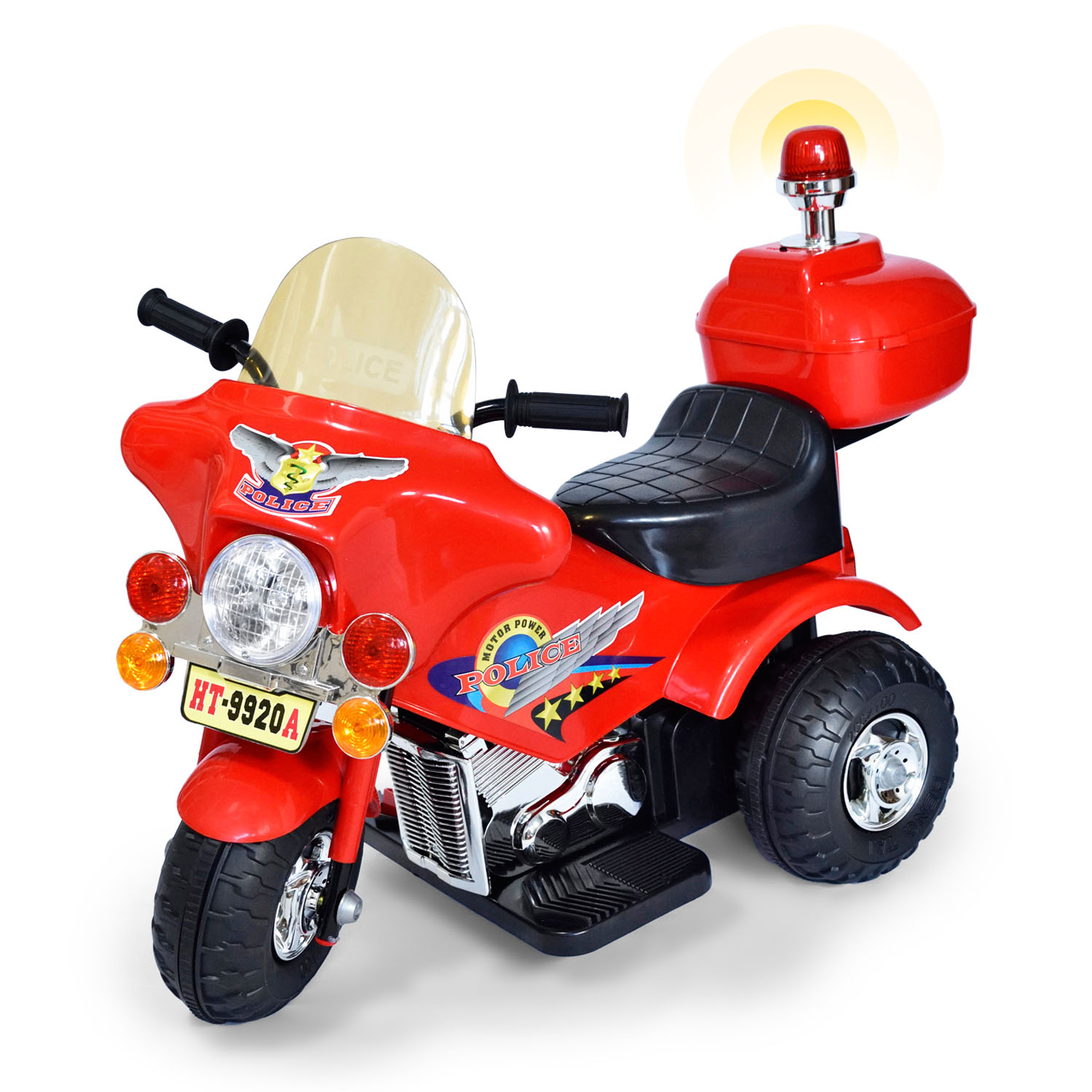 elektro kinder motorrad kinderroller mit akkubetrieb. Black Bedroom Furniture Sets. Home Design Ideas