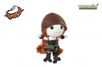 Voodoo Puppe Roller Girl Voomates Doll