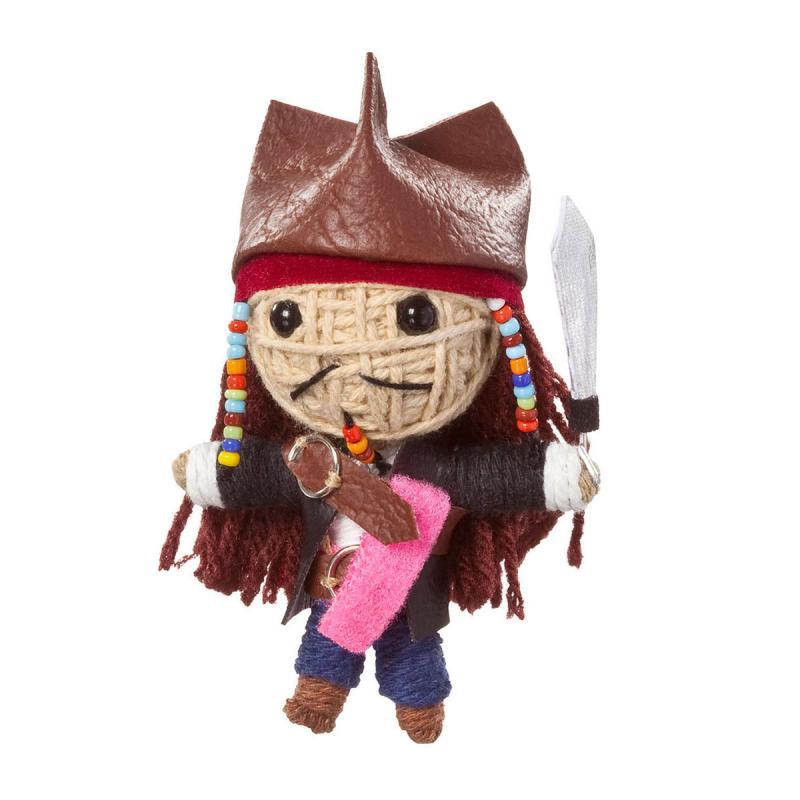 Voomates Pirate Captain Voodoopuppe