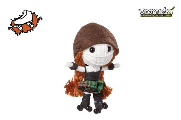 Voodoo Puppe Roller Girl Voomates Doll