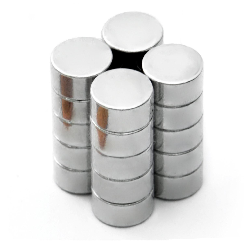 neodym mini magnete extra stark 6x3mm 20 st ck. Black Bedroom Furniture Sets. Home Design Ideas