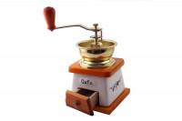 Nostalgie Kaffeemühle aus Keramik und Holz » 24h Blitzversand