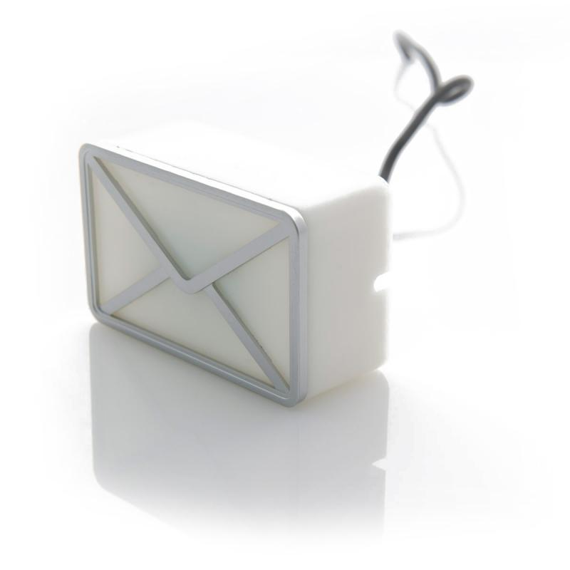 USB Mailbox mit LED
