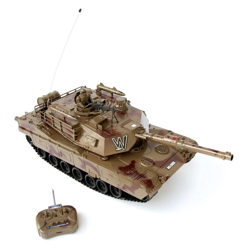 Ferngesteuerter Modellbau Panzer
