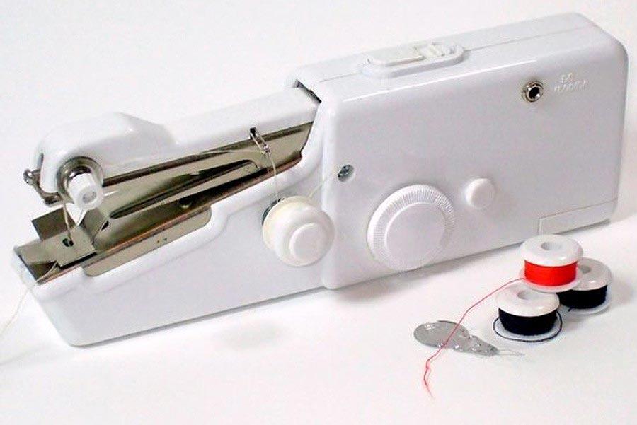 hand n hmaschine mit batteriebetrieb shop g nstig. Black Bedroom Furniture Sets. Home Design Ideas