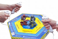 R/C Boxende Roboter im Battle Set - mit Motion Control