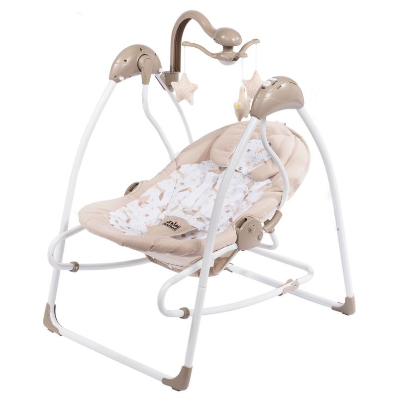 Beige Baby Schaukelwippe von all kids united