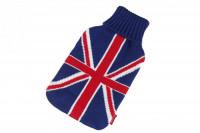 Wärmflaschen Bezug Union Jack GB