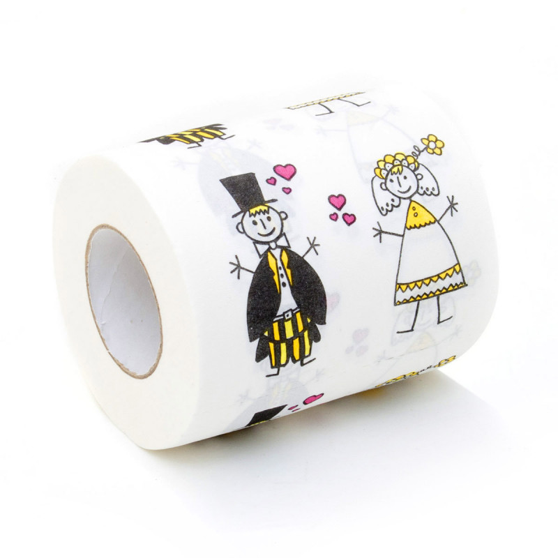 Just Married Toilettenpapier