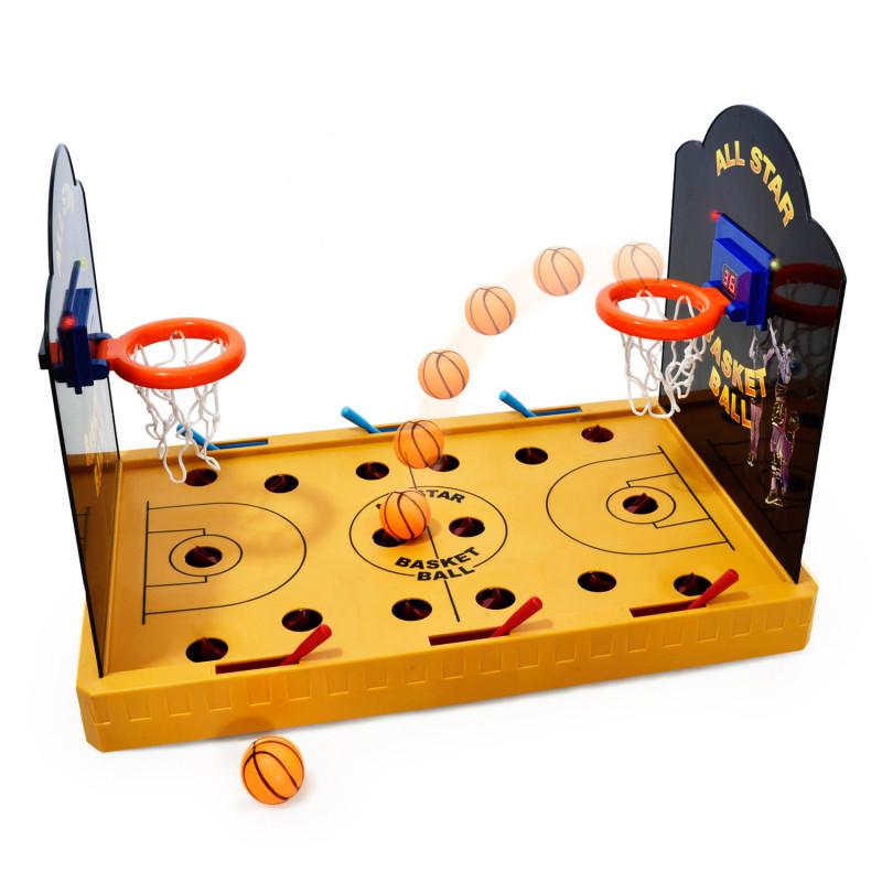 Elektronisches Basketball Spiel