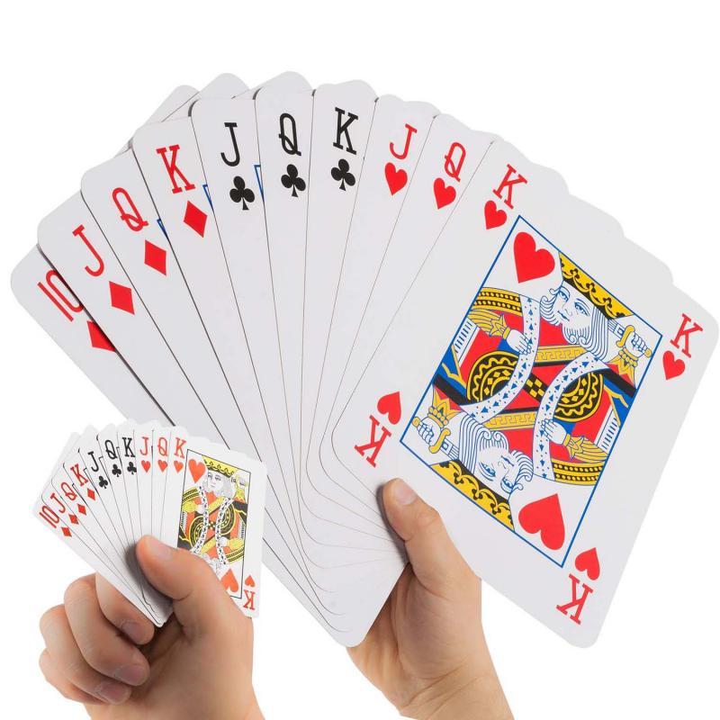 XXL Pokerkarten