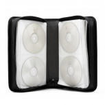 CD-Tasche - Aufbewahrungstasche für CDs und DVDs - max. 120 Stk.