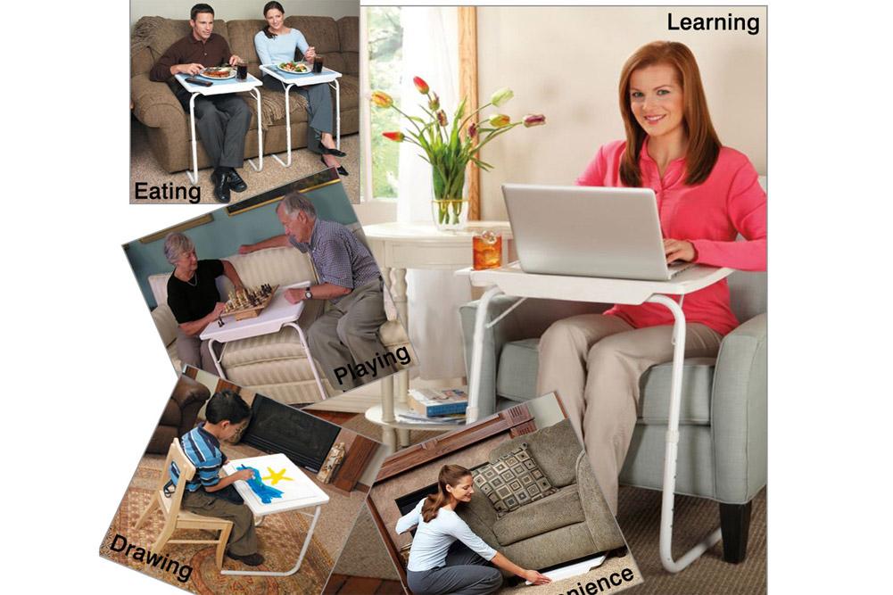 table mate ii klapptisch multifunktion im wohnzimmer. Black Bedroom Furniture Sets. Home Design Ideas