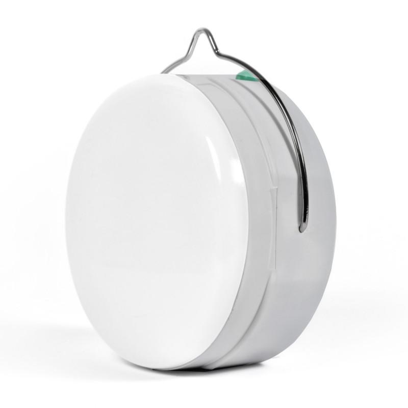 LED Campinglampe mit integrierter Powerbank