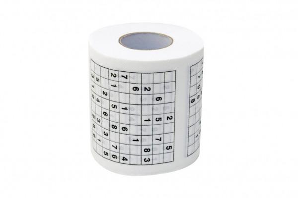 Sudoku Klopapier Toilettenpapier