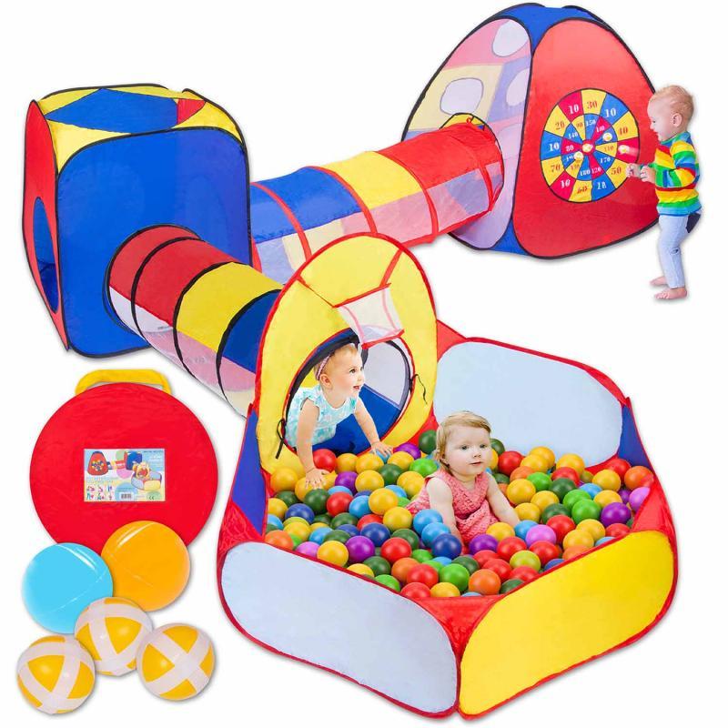 Großes Spielzelt für Kinder XXL