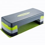 Steppbrett Aerobic Step Elite - Stepper Deluxe von Body & Mind