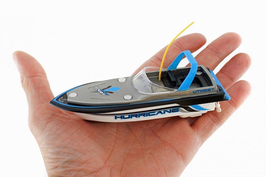 Ferngesteuertes Mini RC Rennboot Micro Schiff