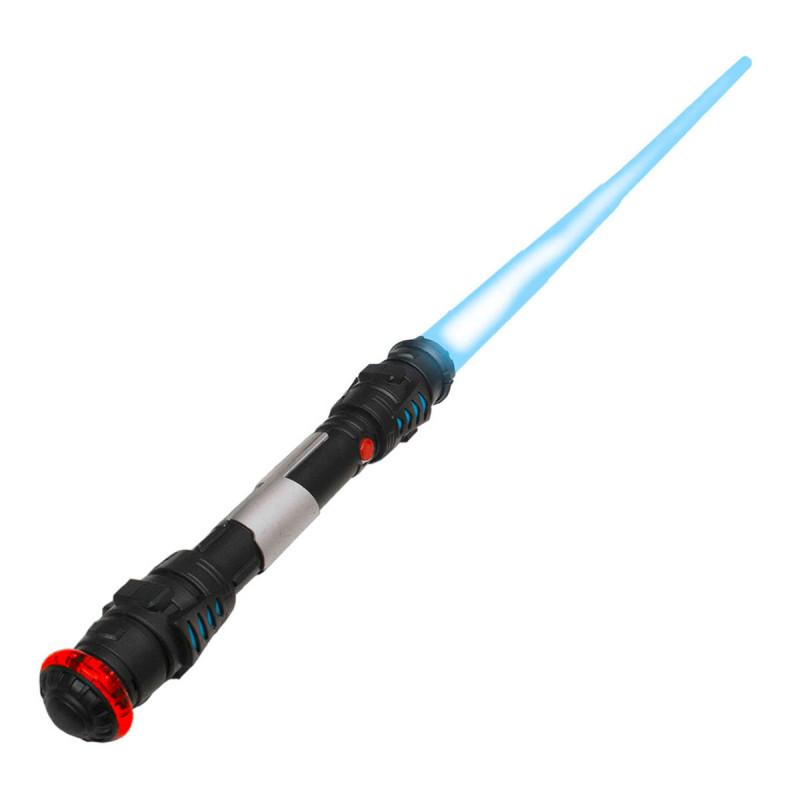 Blaues Lichtschwert mit Sound