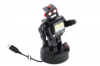USB Roboter 2.0: tanzt mit Licht
