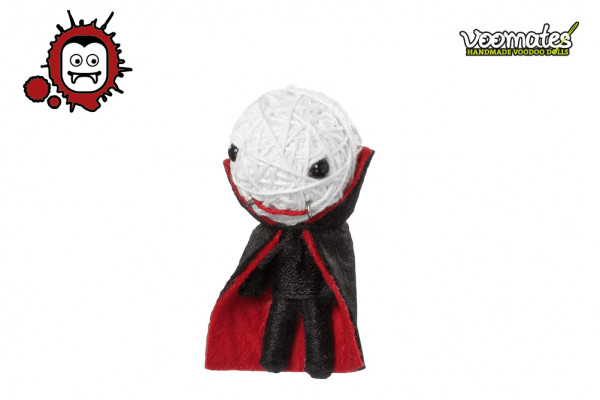 Voodoo Puppe Graf Count Dracula Voomates Doll