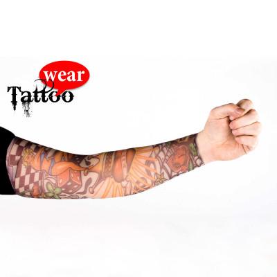 Tattooärmel: Rockabilly Tattoo Skin Sleeves