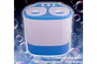 Waschmaschine Mini Wasch Automat Trockner für Singles