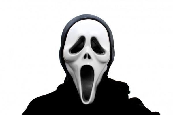 Scream Mask Halloween & Party Verkleidung