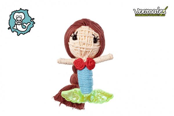 Voodoo Puppe Mary Mermaid Meerjungfrau Voomates Doll