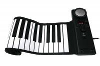 Rollkeyboard: Digitales Rollpiano 61 Tasten » günstig kaufen!