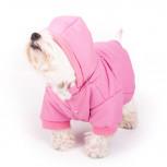 Hundejacke - Hundemantel in Pink Rosa - Geheimshop.de