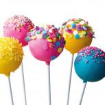 Cake Pops Backform - Silikonbackform für Lollies  - Geheimshop.de
