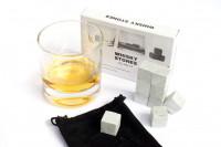 Whisky Steine - Specksteinwürfel für kalte Drinks - Geheimshop.de