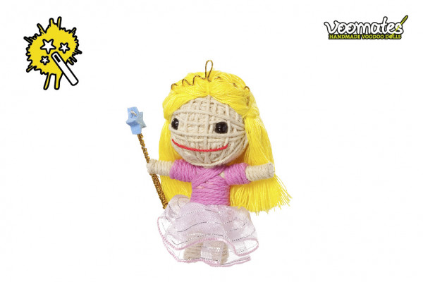 Voodoo Puppe - Voodoopuppe zum Sammeln - Fairy Princess