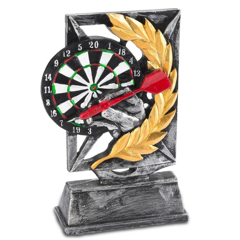 Darten Sieger Pokal Trophäe