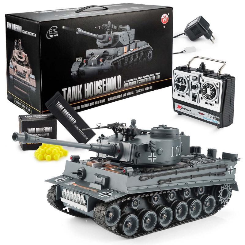 Ferngesteuerter R/C Panzer Tiger I