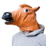 Maske - Pferdemaske für Karneval & Halloween - Geheimshop.de
