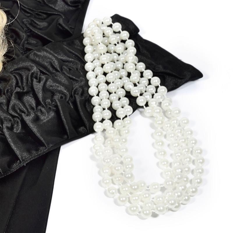 Lange Perlenkette 180cm