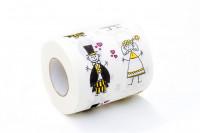 Hochzeit Toilettenpapier » Just Married Klopapier kaufen!