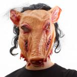 Maske -Schweinemaske für Karneval & Halloween - Geheimshop.de