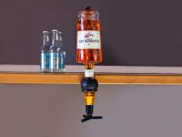 Flaschenhalter 1-fach Getränkehalterung Getränkehalter