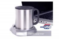 USB Tassenwärmer + Edelstahl Tasse » 24h » günstig kaufen!