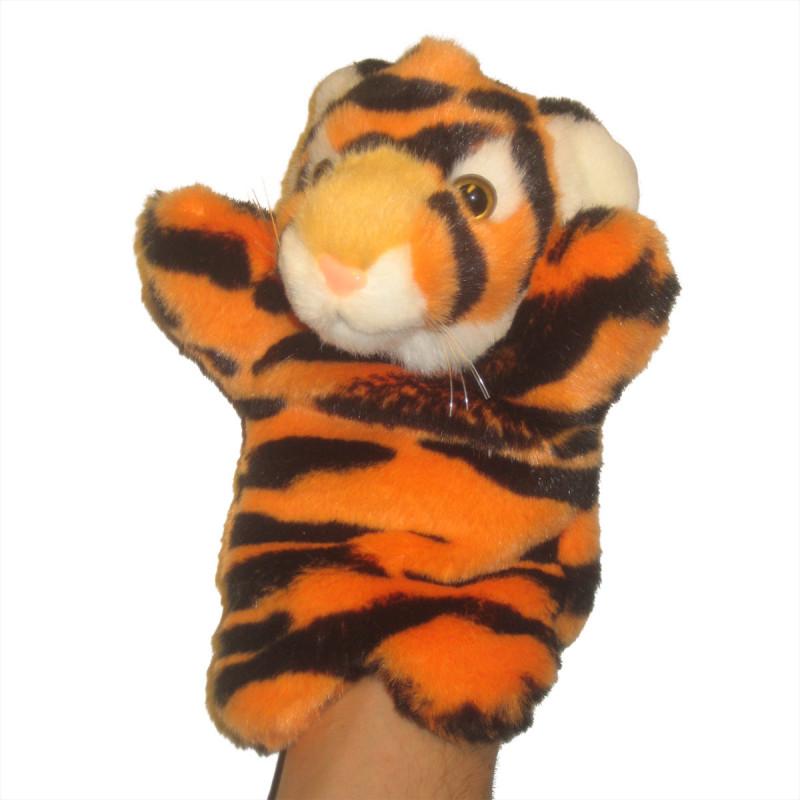 Handspielpuppe Tiger