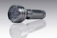 LED Taschenlampe mit 52 LEDs günstig kaufen!