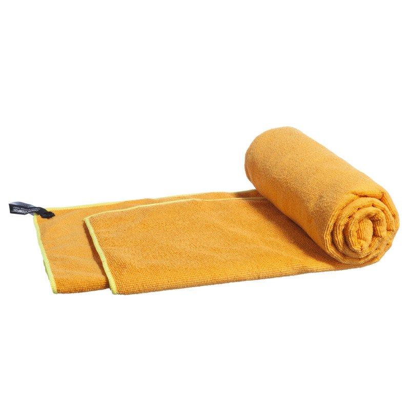 mikrofaser handtuch reisehandtuch orange 200x100 cm. Black Bedroom Furniture Sets. Home Design Ideas