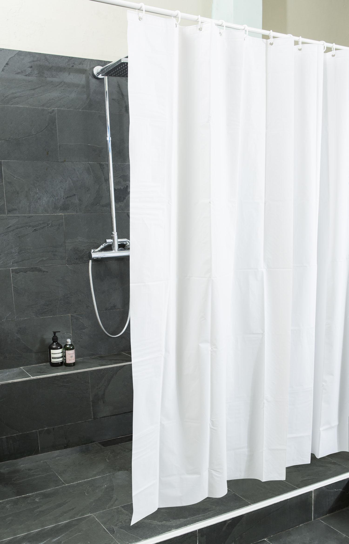 Duschvorhang aus PEVA 180x200cm